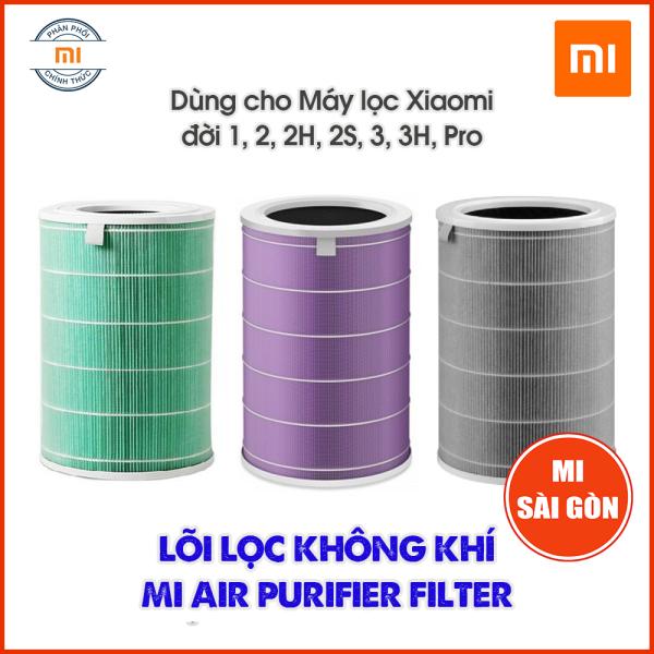 Lõi lọc thay thế cho các loại máy lọc không khí XIAOMI Mi Air Purifier đời 1, 2, 2S, 3, 3H, Pro