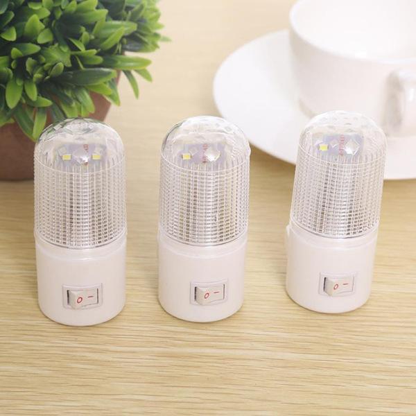 Đèn ngủ 3W ánh sáng trắng dịu nhẹ tiết kiệm điện - Đèn ngủ cute - Đèn ngủ dễ thương - Đèn led siêu sáng giá rẻ - Đèn ngủ led đẹp