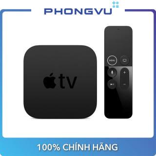 Apple TV 4K 64GB MP7P2ZA/A - Bảo hành 12 tháng