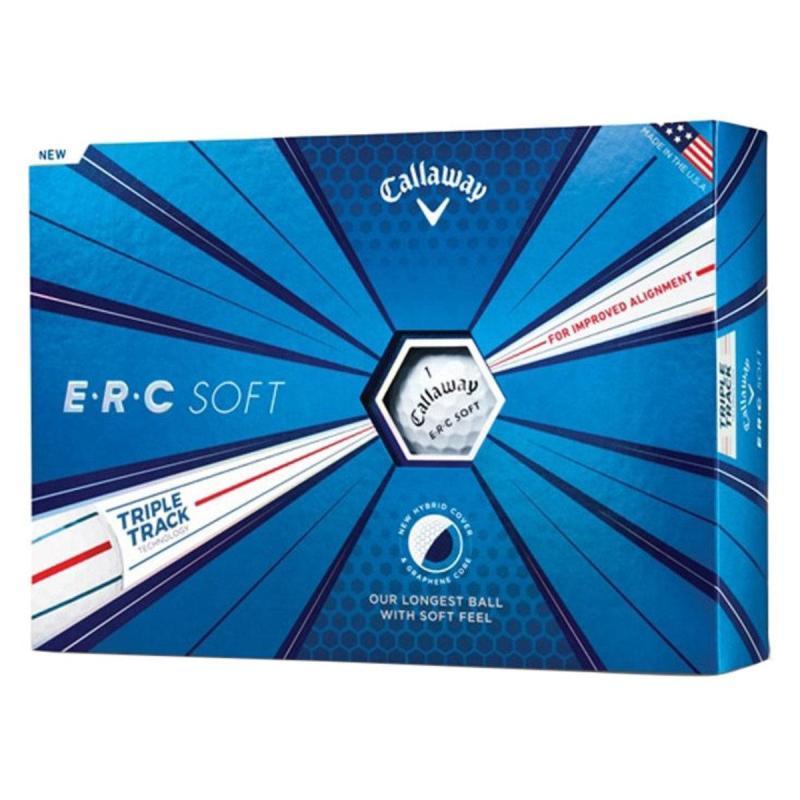 Bóng Chơi Golf Callaway - ERC SOLF 19 Triple Track