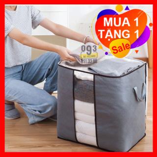 Combo 2 Túi Đựng Quần Áo Size 48x48x27cm thumbnail