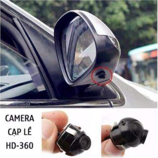 Camera Gương, Camera Cạp Lề Sử Dụng Hiển Thị Điểm Mù Xe Hơi. thumbnail