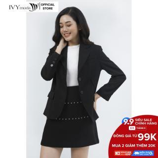 Áo Vest nữ IVY moda MS 67M4975 thumbnail