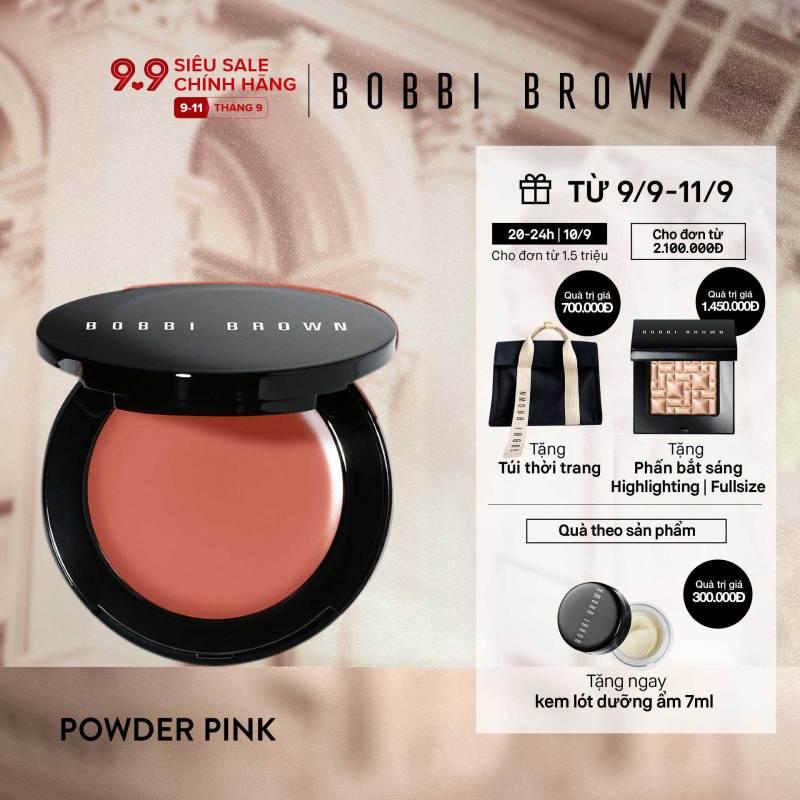 Má hồng kem đa năng Bobbi Brown Pot Rouge For Lips & Cheeks  3.7g giá rẻ