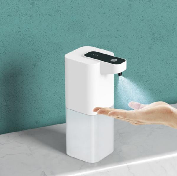 Máy phun cồn tự động USB Máy phân phối xà phòng Cảm biến cồn Máy phun cồn tự động không chạm Máy phân phối cồn tự động cho phòng tắm Nhà bếp