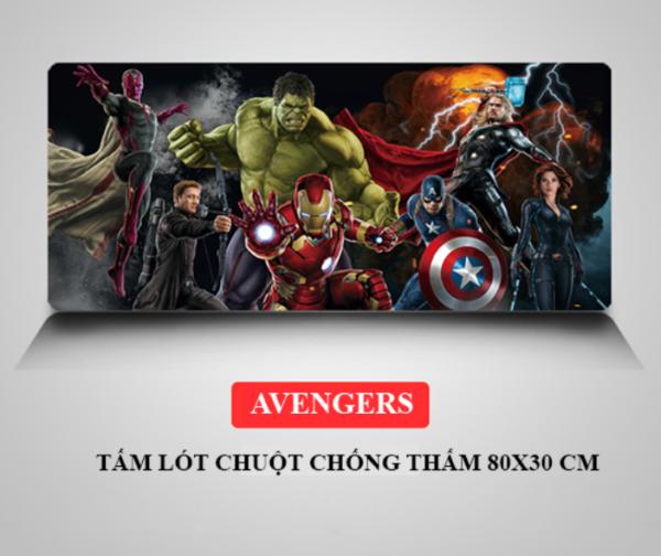 Bảng giá Lót Chuột - Mousepad - Marvel - 80x30x0.4 Phong Vũ