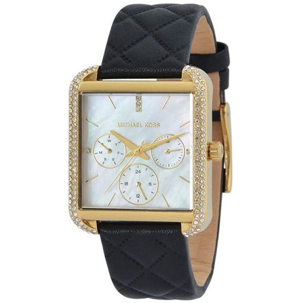 Nơi bán [MUA 1 TẶNG 1] Đồng hồ nữ mặt vuông - Đồng hồ nữ dây da Michael Kors MK2769 , Size 32 mm ,fullbox - Đồng hồ nữ đẹp - Đồng hồ nữ chống nước