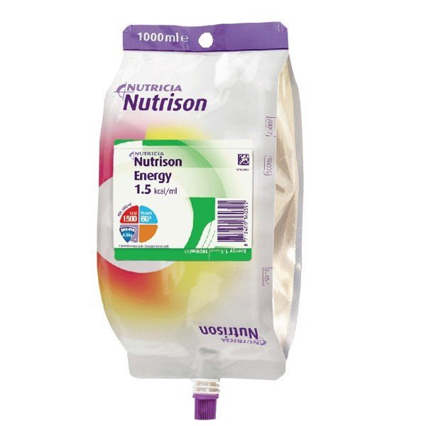 Sữa Nutrison Energy - Dinh Dưỡng Cho Người Ăn Xông