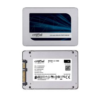 [HCM] Giá Sốc-Shop Mới Combo Giá Hot 2 Ổ cứng SSD Crucial MX500 3D NAND 2.5-Inch SATA III 250GB CT250MX500SSD1 - Sản Phẩm Cam Kết Chất Lượng thumbnail