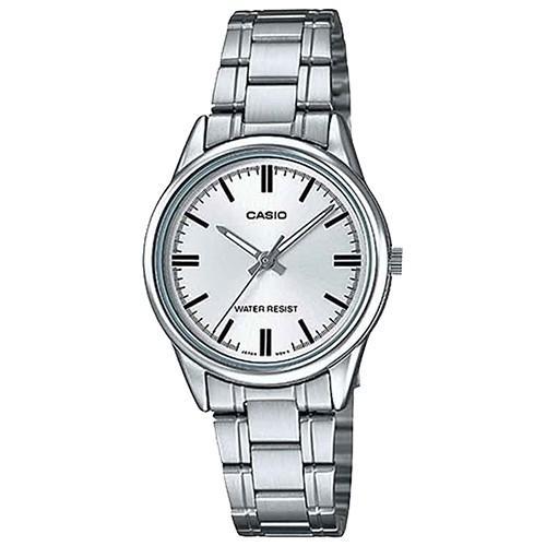 Đồng hồ nữ dây thép không gỉ Casio LTP-V005D-7AUDF bán chạy