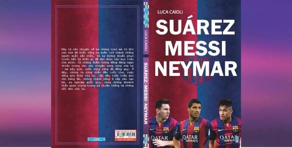 Mua Fahasa - Suarez - Messi - Neymar