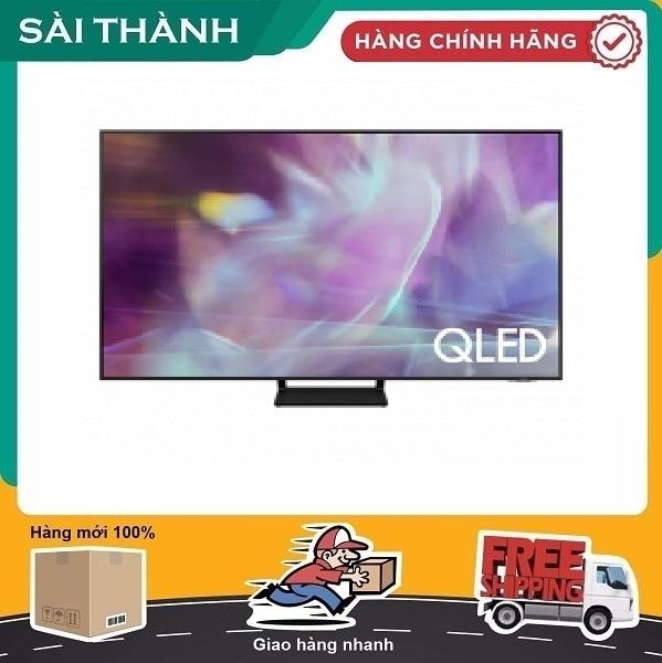 [HCM]Smart TV SamSung 4K QLED 43Q60AA – 50Q60AA – 55Q60AA – 65Q60AA – 75Q60A – 85Q60A - Điện Máy Sài Thành chính hãng