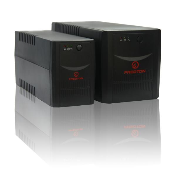 Bảng giá Bộ Lưu Điện UPS FREDTON công suất 600VA/360W, line-interactive - Hàng chính hãng BH 2 năm Phong Vũ