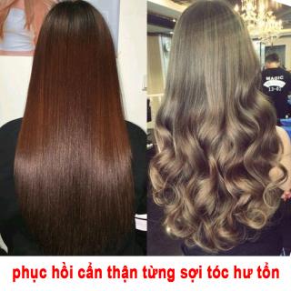 Amino acid chăm sóc tóc từ lỗi tóc đến ngoài phục hồi tóc khô và àm tóc dẻo dải, sáng bóngnhuộm nóngbị hưu ámkhông sángnuôi dưỡng dẻo daiphục hồi hư tổngốc tóc vững chắcphục hồi cẩn thận từng sợi tóc hư tổnchứng kiến tóc d thumbnail
