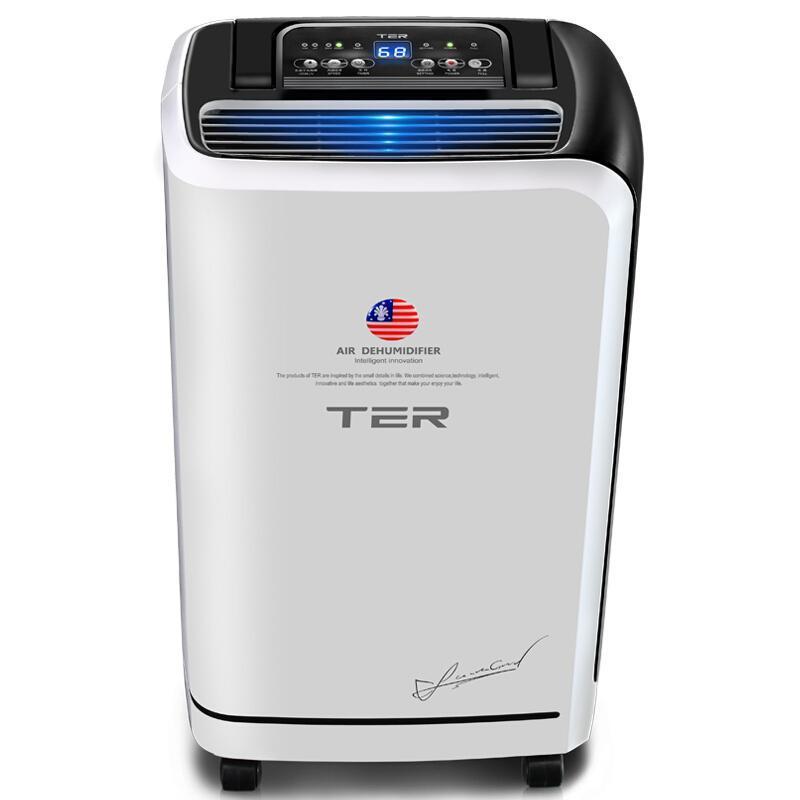 Máy hút ẩm TER T-CS-10L lọc khí I-on & UV