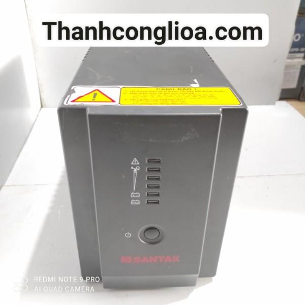 Bảng giá Bộ lưu điện santak Blazer 2000EH; ups santak 2000va/1200w máy cũ main mạch zin nguyên bản máy chưa bao gồm ắc quy bảo hành 3 tháng Phong Vũ