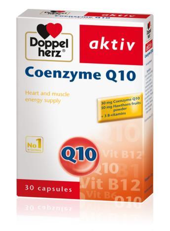 DOPPEL HERZ COENZYME Q10 nhập khẩu