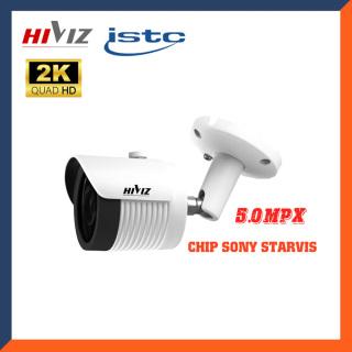 Camera giám sát Hiviz 5.0mp HI-T1052S25M, Camera Thân AHD CVI TVI CVBS 5MP 1 2.8 Chip SONY Starvis Back-illuminated - Sản phẩm Chính Hãng thumbnail