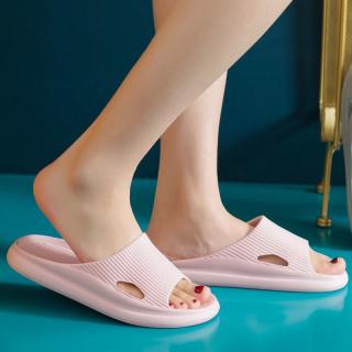 [HCM]Dép đi trong nhà bàng nhựa PVC mềm dẻo, dép quai ngang thời trang - GD15 - Jassi Decor thumbnail