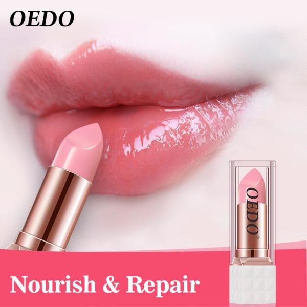 OEDO Rose Peptide Son dưỡng môi cho nữ chống nứt nẻ giúp căng bóng đôi môi gợi cảm giá tốt - INTL