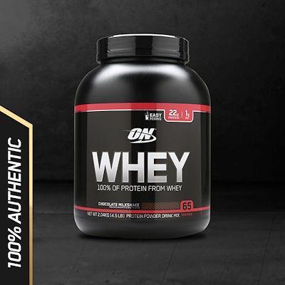 Offer Ưu Đãi Thực Phẩm Bổ Sung Dinh Dưỡng Optimum Nutrition ON Protein Whey 4.5lb ( 2.04kg )