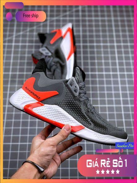 (FULL BOX) Giày thể thao sneaker nam nữ ALPHABOUNCE instinct M 2020 đế vạch cam giá rẻ