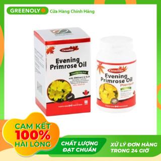 Dầu Hoa Anh Thảo Chiều Điều Tố Nội Tiết Tố Nữ David Health Evening Primrose Oil 30 Viên - Greenoly Việt Nam phân phối chính hãng thumbnail