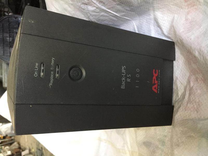 Bảng giá Bộ lưu điện UPS APC RS 1100 Sin chuẩn  mô tơ cửa cuốn Phong Vũ