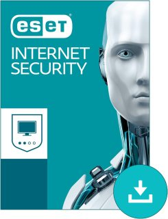 ESET Internet Security 3 Users 1 Year thumbnail