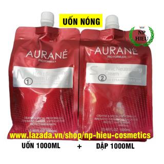 Thuốc uốn tóc Aurané 1000ml thumbnail
