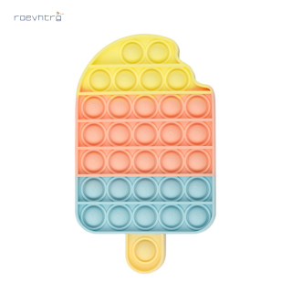 RAE Push Pop It Fidget Bubble Đồ Chơi Cảm Giác, Giảm Căng Thẳng Bong Bóng Cảm Giác Lo Âu, Nhu Cầu Đặc Biệt Lớp Học Im Lặng thumbnail
