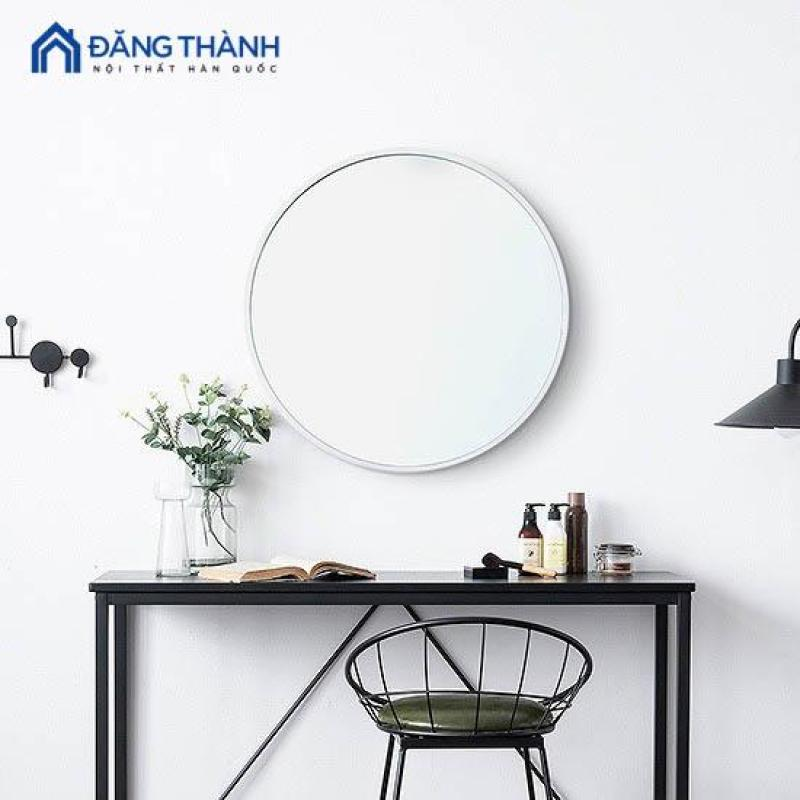 GƯƠNG TRÒN  KHUNG SẮT - 60cm