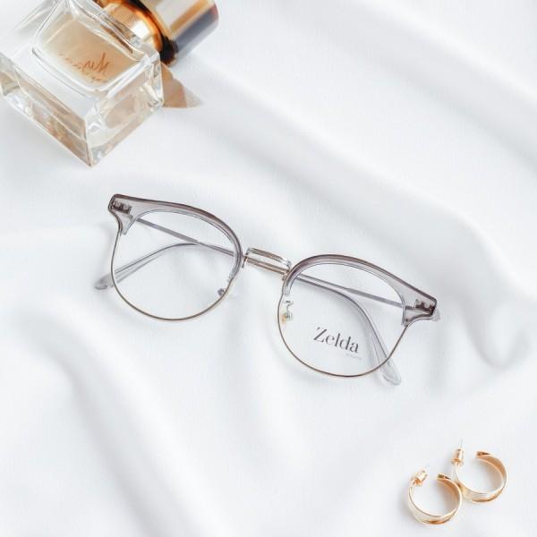 Giá bán [LẮP SẴN CẬN] Gọng kính cận nữ, gọng cận alio Z6102