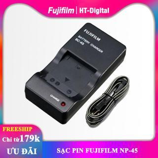 Sạc pin BC-45 cho pin máy ảnh Fujifilm NP-45 thumbnail