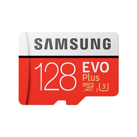 Thẻ Nhớ MicroSDXC Samsung EVO Plus 4K 128GB 100MB/s (New) Khuyến Mại Hot