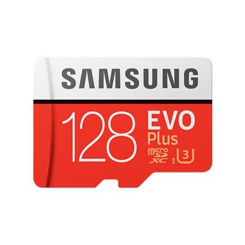 Thẻ nhớ MicroSDXC Samsung EVO Plus 4K 128GB 100MB/s (New)
