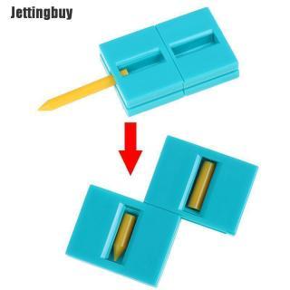 Đô chơi a o thuâ t Jettingbuy khôi phu c bu t chi bi ho ng hi nh zig zag đa o ngươ c châ t liê u như a, ki ch thươ c 4.4 2.9 1 cm - INTL thumbnail