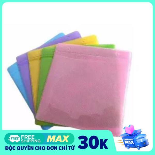 Bảng giá 100c Bao nhựa đôi đựng đĩa CD Phong Vũ