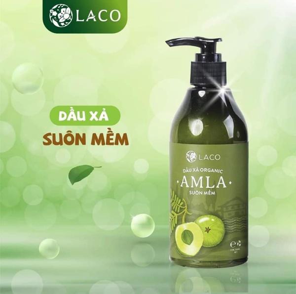 dầu xả organic AMLA suôn mềm