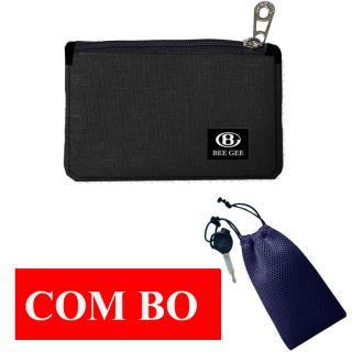 COMBO Túi để bút viết học sinh siêu dễ thương và túi rút chống shock để điện thoại QT04 + QT01 thumbnail