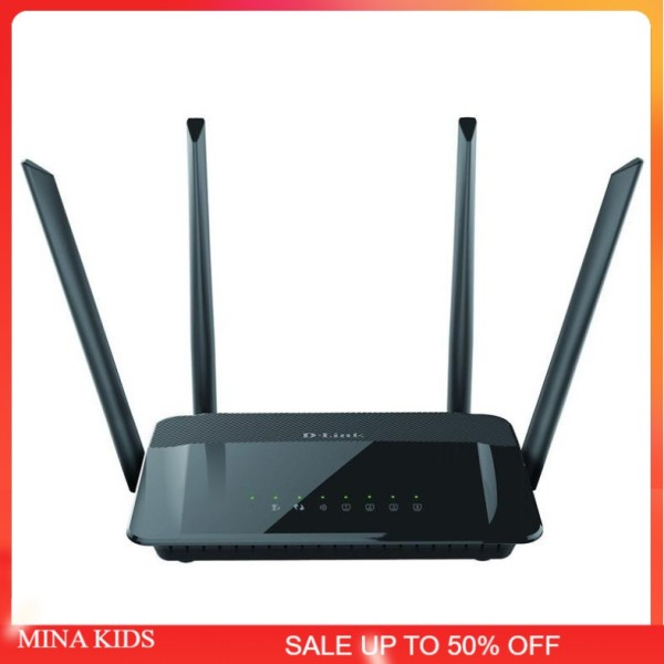 Bảng giá Thiết bị phát sóng wifi D-LINK DIR-822 Phong Vũ