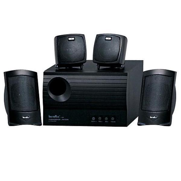 Bảng giá Loa SoundMax A4000 4.1 (Đen) Phong Vũ
