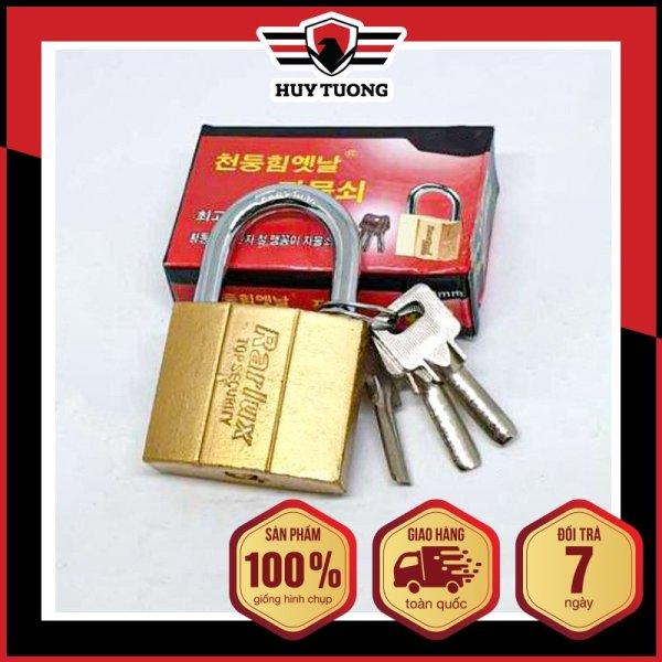 Ổ khóa cửa - Ổ khóa bấm Hàn Quốc chịu lực siêu bền cao cấp - Huy Tưởng