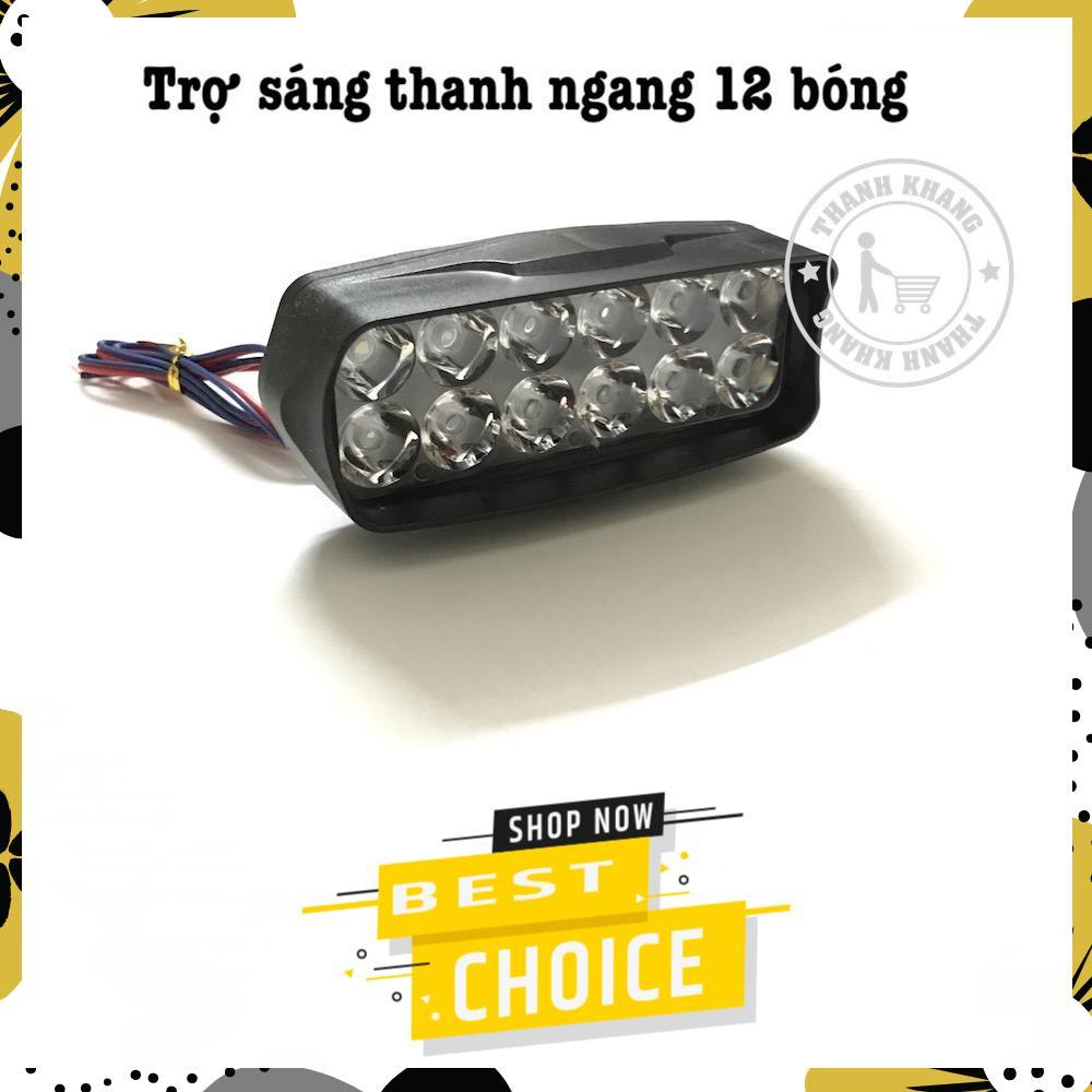 [HCM]Đèn trợ sáng thanh ngang 12 bóng thanh khang 002000086