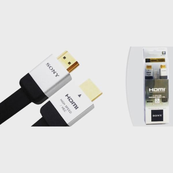 Bảng giá Dây cáp HDMI sony 2m cam kết hàng đúng mô tả chất lượng đảm bảo an toàn đến sức khỏe người sử dụng đa dạng mẫu mã màu sắc kích thước Phong Vũ