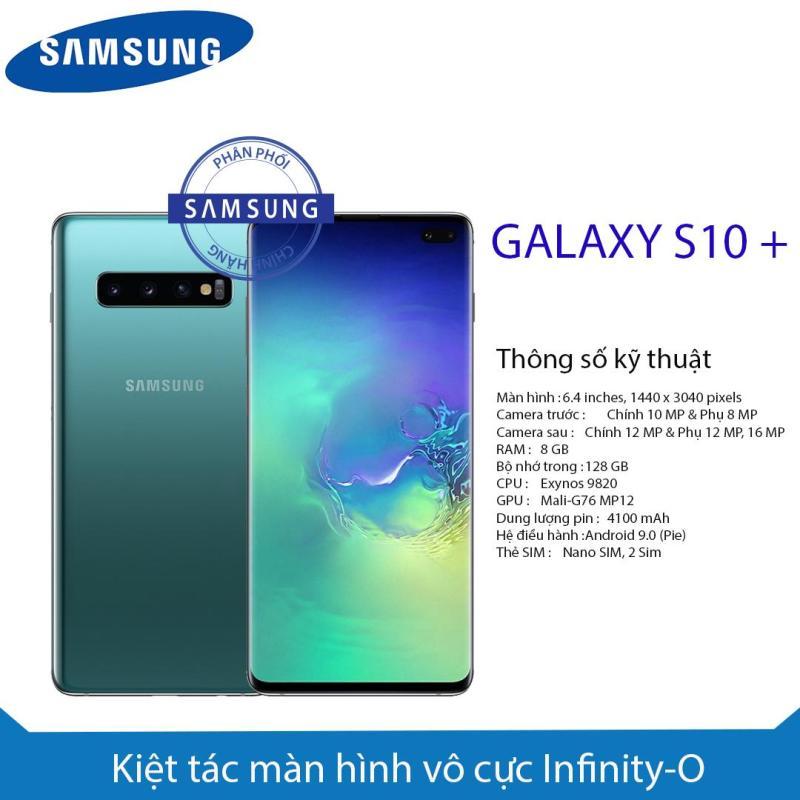 Điện thoại Galaxy S10plus ( 8/128Gb )