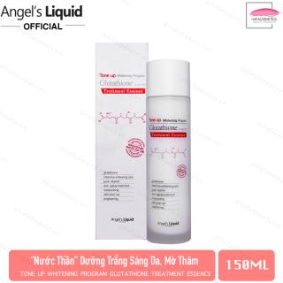 Nước Thần Dưỡng Trắng Da, Làm Mờ Thâm Angel s Liquid Tone Up Whitening Program Treatment Essence 150ml thumbnail