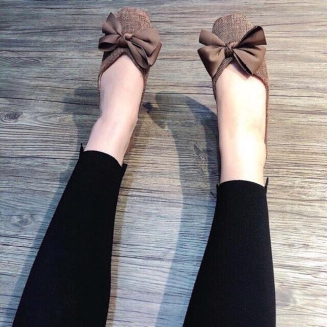 Giày bệt vải loại 1 giá rẻ