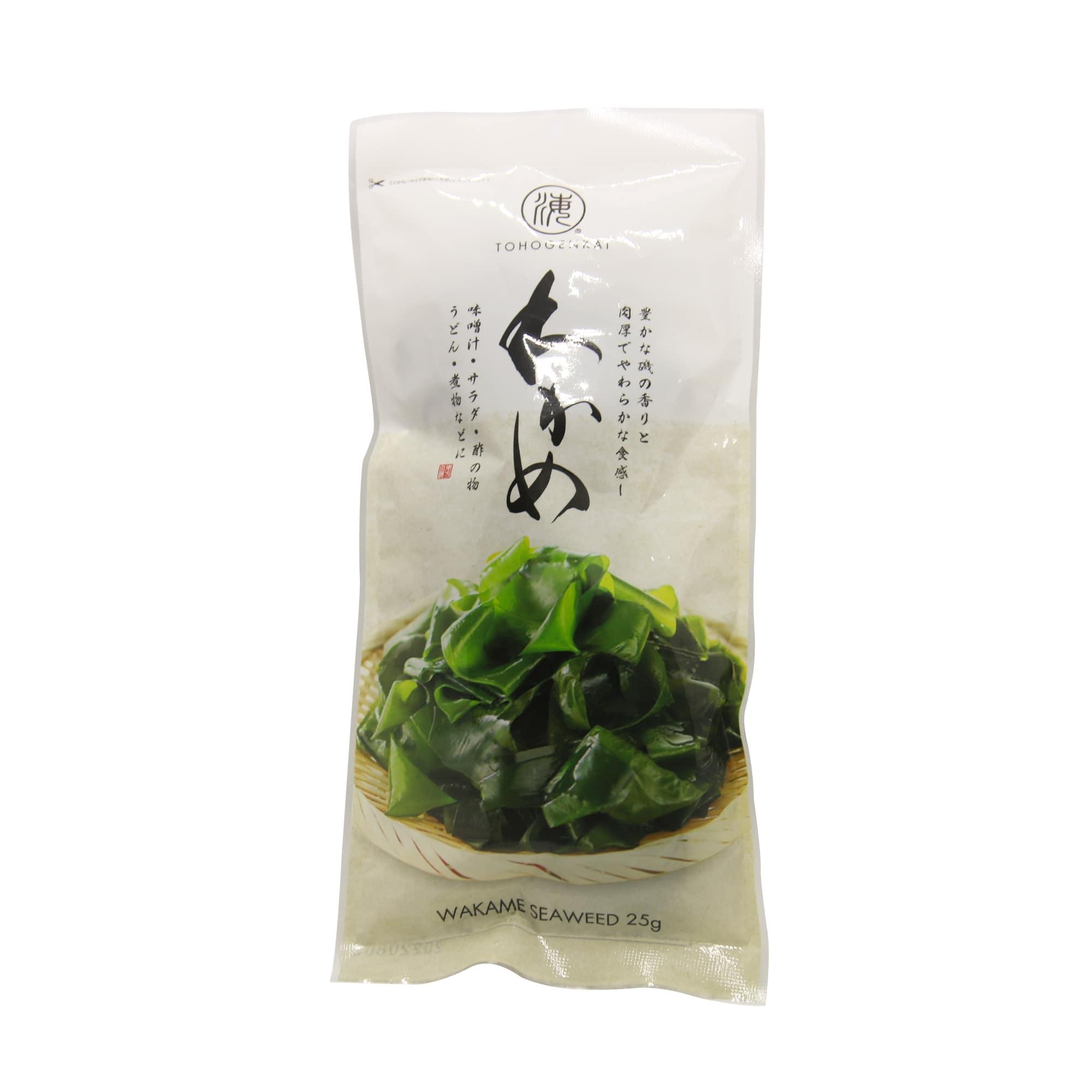 Rong biển khô nấu canh Tohogenkai nhập khẩu Hàn Quốc 25g