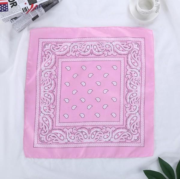 Khăn bandana turban vuông thời trang hàn quốc siêu nhiều màu tăng thêm điểm nhấn đầy tinh tế